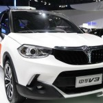 Brilliance V3 будет доступен в Российской Федерации с 2016 года